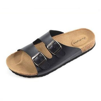 Hot Sale Lovers Casual Sandals Fashion Birkenstock cork slippers Male Summer Man Woman beach slippers flip slip-resistant trend