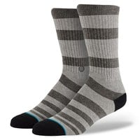 Stance | Cobble Grey socks | Buy at the Official website Main Website.