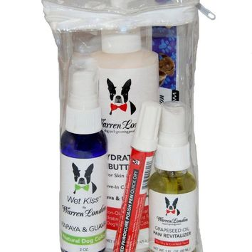 Dog Spa Gift Bag