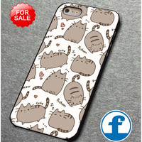 Pusheen The Cat (3) for iphone, ipod, samsung galaxy, HTC and Nexus Phone Case