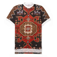 Givenchy - Printed Cotton Polo Shirt | MR PORTER