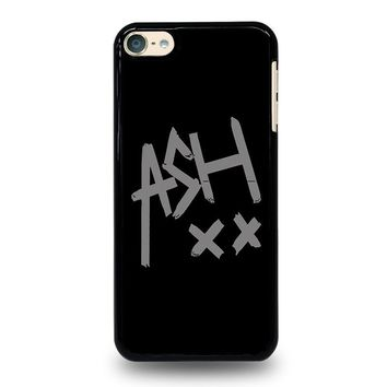 5 SECONDS OF SUMMER ASH 5SOS iPod Touch 4 5 6 Case Cover