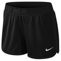 "Nike Icon 3.5"" Mesh Short - Women's at Lady Foot Locker"