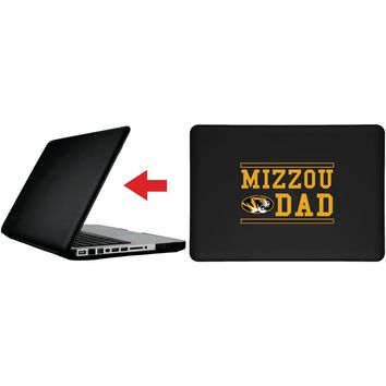 """University of Missouri Mizzou Dad design on MacBook Pro 13"""" with Retina Display Customizable Personalized Case by iPearl"""