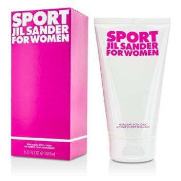 Jil Sander Sport Revitalizing Body Lotion Ladies Fragrance