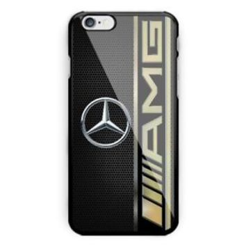 New Mercedes AMG Logo For iPhone X 8 8+ 7 7+ 6 6+6s 6s+ 5 5s Samsung Case