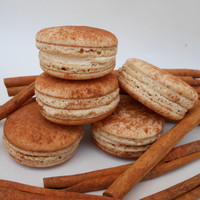 Tiramisu French Macarons are a full dessert packed into just a couple bites.