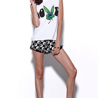 Civil Love Cropped Muscle Tee at PacSun.com