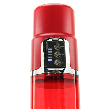 Shane's Diesel Rechargeable Powerhouse Pump in Red