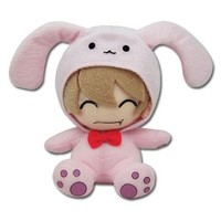 "Great Eastern Ouran High School Host Club - 6"" Honey in Bunny Costume Plush"