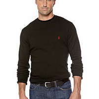 Polo Ralph Lauren Long-Sleeved Crewneck Thermal - Belk.com