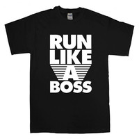 Run for Mr  t-shirt unisex adults