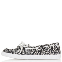 TIM Heavy Sole Boat Shoes - View All - Shoes - Topshop USA