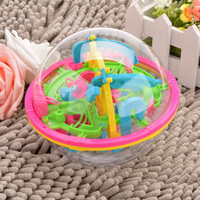 New Education Toy Small Puzzle Toy Maze Ball For Kids Children