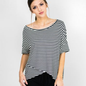 Talley Surplice Tee