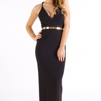 Polly Formal Dress Black - Dresses - Clothes