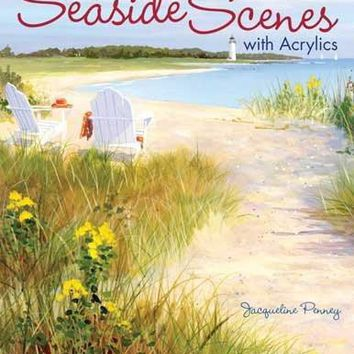 Painting Charming Seaside Scenes With Acrylics
