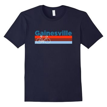 Gainesville Retro Bike & Mountain Bike - Florida T-Shirt