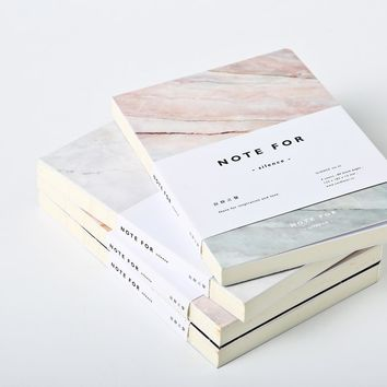 Marble Note Book