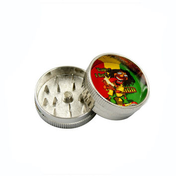Mini Spice Mill Pipe Tobacc Smoking Smoke Detectors Pipes Grinding Smoke Narguile Weed Grinder Smoke Tobacco Crusher
