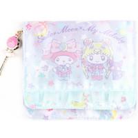 Sailor Moon x My Melody Flat Pouch