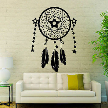 Best Dreamcatcher Wall Decal Products On Wanelo