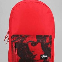 Stussy World Tour Backpack- Red One