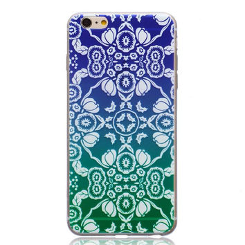 Unique Hollow Out Case Cover for iPhone 5s 5se 6s Plus Free Gift Box 44
