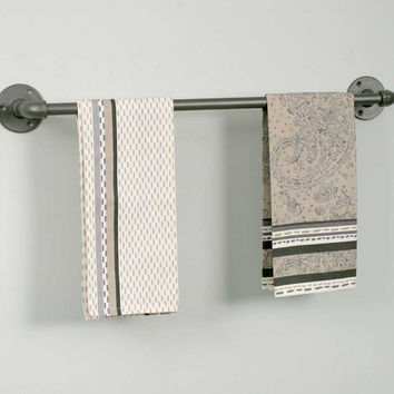 Industrial Towel Rack - Set Of 2 - *FREE SHIPPING!