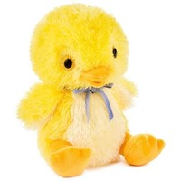 """Easter Chick Small Stuffed Animal, 7.5"""""""