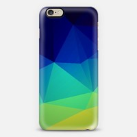 Geometric Polygonal Abstract Geometry 009 iPhone 6 case by Denis Marsili | Casetify