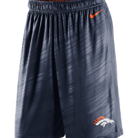 Nike Fly Warp (NFL Broncos) Men's Training Shorts