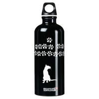 I Love My Siamese--White Text SIGG Traveler 0.6L Water Bottle