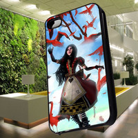 Alice Madness Return Case for iPhone 4,iPhone 4s,iPhone 5,iPhone 5s,iPhone 5c,Samsung Galaxy s2 / s3 / s4