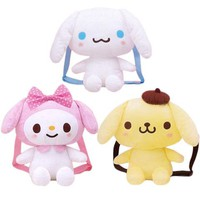 Sanrio Plush Backpack
