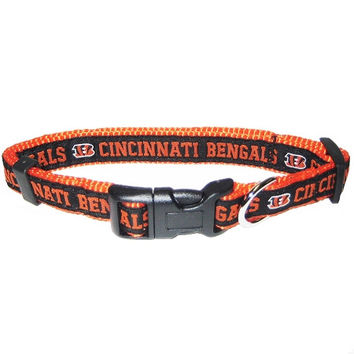 Cincinnati Bengals Collar Small