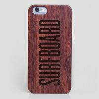 Beyonce Surfboard iPhone 6 Case - All Wood Everything