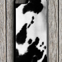 Cow Skin Spot iPhone 6S Case