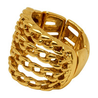 zzzSTEPHANIE (Gold)  RING