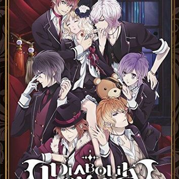 Blake Shepard & Janice Williams - Diabolik Lovers