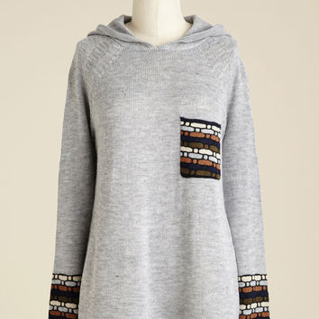 All's Fair in Love and Warmth Sweater | Mod Retro Vintage Sweaters | ModCloth.com