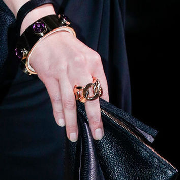 Jewelry Gift New Arrival Accessory Stylish Metal Shiny Hollow Out Ring [4918840388]