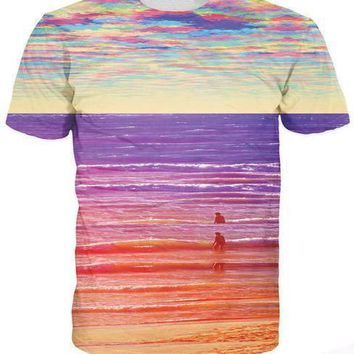 TRIPPY WAVES T-SHIRT