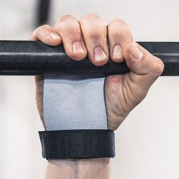 WOD grip / Pull up glove / Barbell grip / CROSSFIT GRIP / PALM PROTECTOR / gym grip / hand guard / dead lifts / toes-to-bar