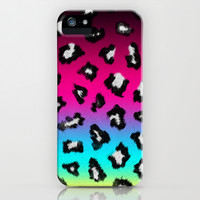 Fur XVII iPhone & iPod Case by Rain Carnival