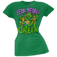 Teenage Mutant Ninja Turtles - Mean & Green Juniors T-Shirt