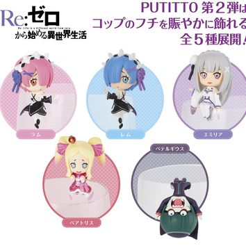 Re:Zero Starting Life in Another World - Putitto Volume 2 (Pre-order)