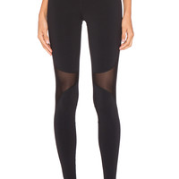 alo Coast Legging in Black