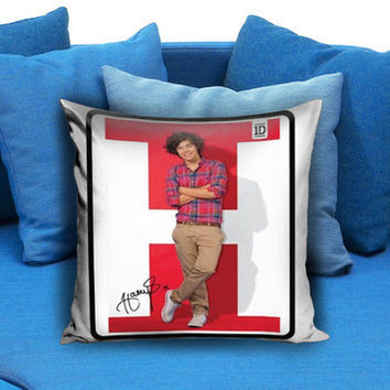 1D One Direction Harry Styles Pillow case