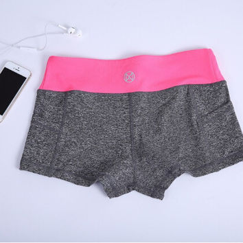 Summer Beach Athletic Short Women Fashion